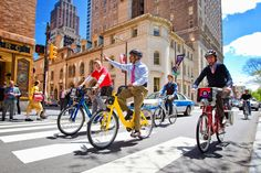 15 Reasons to Visit Philadelphia in 2015: The Launch of Bike Share