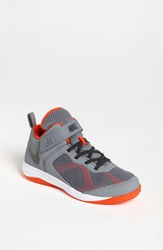 Nike 'Fusion' Basketball Shoe (Toddler & Little Kid) available at #Nordstrom