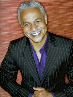 Ron Glass - Shepherd Book from Firefly, Ron Harris from Barney Miller, and SGI USA member.
