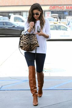 Shay Mitchell casual - #VoiceOfStyle