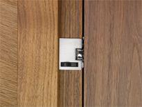 Allgood's range of door guards are manufactured in the United Kingdom and includes products from Allgood Hardware range. Retractable Door, Door Chains, Door Furniture, Door Handles, Hardware, Doors, Architecture, Home Decor, Door Knobs