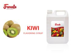 Buy Kiwi Syrup At $ 21.95-Fanale