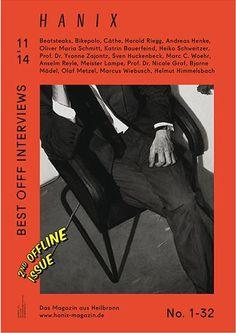 Cover HANIX No.40, Best-Of_No.2, www.hanix-magazin.de