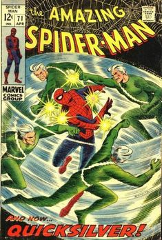 The Amazing Spider-Man #57 - The Coming of Ka-Zar (Issue)