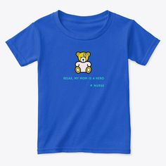 Babies Of 2020 Products from nurse_official My Mom, Kids Shirts, Babies, Mens Tops, How To Wear, T Shirt, Products, Fashion, Supreme T Shirt