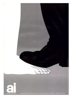 Political prisoners, the world over, Germany (1981) // General Amnesty poster