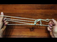 Fun Action Running Fox String Figure/String Trick - Easy Tutorial
