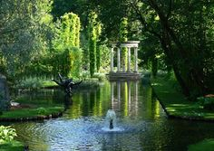 Ramme Gård Gazebo Pergola, Garden Gazebo, Norway Destinations, Midsummer Nights Dream, Garden Structures, Dream Garden, Event Venues, Landscape Architecture, Outdoor Living