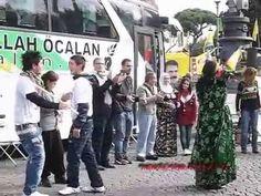 Freedom for Abdullah Öcalan Öcalan için Özgürlük and Europe is silent (m...