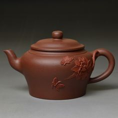 Aliexpress.com : Buy FREESHIP for FEDEX,chinese yixing purple grit teapot,tea pot set,240ml,handmake,ZiSha,GuChun from Reliable teapot suppliers on song yin's store $100.00