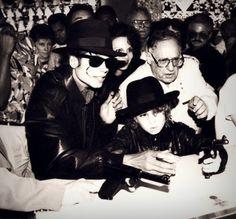 マイケルへの手紙:フォトアルバム