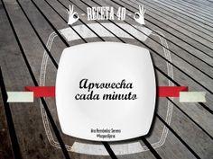 Recetas para emprendedores de Ana Hernández Serena @laquedijono en Canal Emprendedor en Aragón Radio http://www.anahernandezserena.com/entrenando-emprendedores-aprovecha-cada-minuto-receta-40/