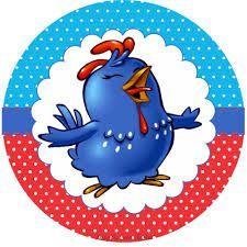 Resultado de imagem para faça vc mesmo festa galinha pintadinha turma