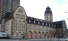 Alte Feuerwache (old fire station) in Mannheim Germany