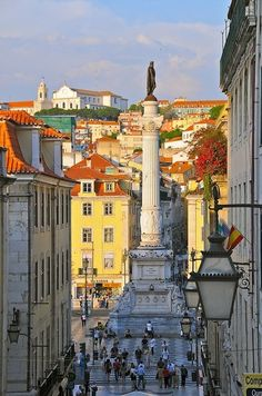 Travel in Portugal and learn fluent Portuguese with the… Sintra Portugal, Visit Portugal, Portugal Travel, Spain And Portugal, Learn Brazilian Portuguese, Portuguese Lessons, Portuguese Language, Most Beautiful Cities, Travel Pictures