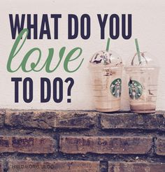 What do you love to do? Keep up friendships, read books, go camping, volunteer at a nursing home, landscape your home, take photos, sell jewelry, attend political events, track down historical sites, take karate lessons, ride horses… Whatever it is that makes you feel alive, take the time to do it. | HSLDA Blog