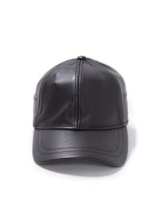 0286a992619 Stetson Oily Timber Leather Ball Cap