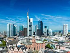 Enjoy Frankfurt - WELCOME HOTEL Frankfurt