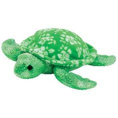 8625ec94cbd TY Beanie Baby - SUNRISE the Green Turtle (7 inch)