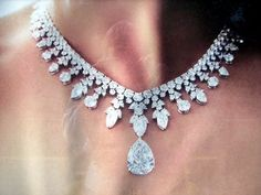 Tiffany Diamond Necklace