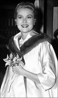 Princess Grace always classy