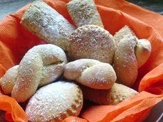 Galletas de la abuela – Biscotti della nonna