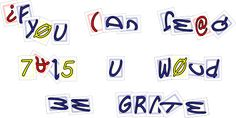 If you can read this you would be great