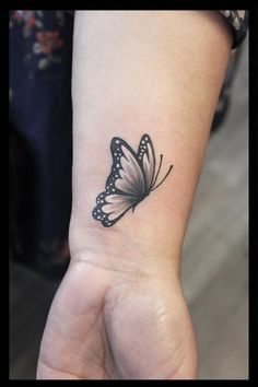 Schmetterling – foot tattoos for women flowers Butterfly Quote Tattoo, Semicolon Butterfly Tattoo, Butterfly Tattoo Meaning, Butterfly Tattoo On Shoulder, Butterfly Tattoos For Women, Foot Tattoos For Women, Butterfly Tattoo Designs, Butterfly Pin, Mom Tattoos