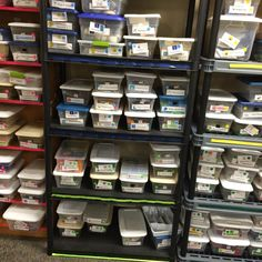 Awesomeness and Autism: Work Box; several posts about work boxes and how to set them up. Life Skills Classroom, Autism Classroom, Special Education Classroom, Classroom Setup, Classroom Organization, Autism Education, Classroom Labels, Classroom Resources, Education Quotes