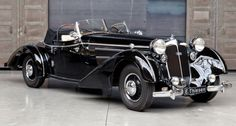 1940 Horch 853A Sport cabriolet