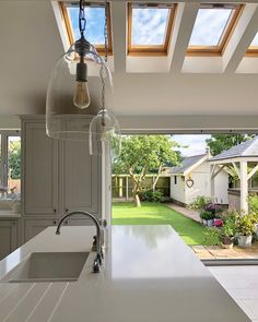Kitchen extension Best Kitchen Diner Extension Ideas - Overview Iron conservatory furniture is easil Kitchen Family Rooms, Living Room Kitchen, Home Decor Kitchen, Interior Design Kitchen, Open Plan Kitchen Dining Living, Open Plan Kitchen Diner, Küchen Design, Layout Design, House Design