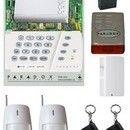 Kit sistem alarma wireless GSM, centrala Paradox