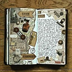 Stunning journal entry, would like to know where it comes from, please let me know if you find it.