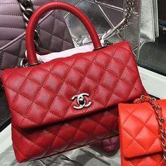 Chanel coco Handel #red