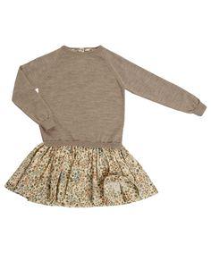 Joubert Print Jumper Dress | Girl's dresses by Liberty London