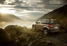Photograph by Markus Wendler #Automotive #Advertising #Photography #Skoda #Landscape #MarkusWendler