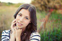 Melissa // Class of 2012 // Ashley Sturm Photography www.ashleysturmphotography.com