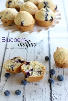 Blueberry Muffins, Blueberry Muffins Recipe, Blueberry Muffin Recipe