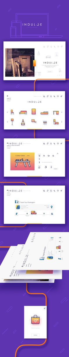 "Popatrz na ten projekt w @Behance: ""Minimal web design"" https://www.behance.net/gallery/48559523/Minimal-web-design"