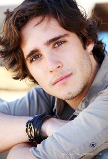 Diego Boneta... from Rock of Ages (the movie was weird but he is cute!)