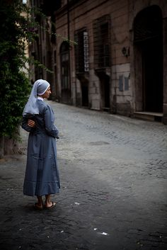 "Is it weird that I'm kinda jealous of nuns? :) Beautiful pic......HERE IS SOMETHING ""GOOD"", NOT ""BAD"" AND DEFINITELY NOT ""UGLY"".......NICE PIC"