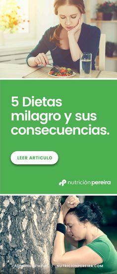 5 Dietas milagrosas y sus graves consecuencias. Averigua toda la verdad sobre las dietas milagro . . . . . . #dietamilagrosa #dieta #adelgazar #perderpeso #cambiodehabitos #nodieta #pesosaludable #alimentacionsana #habitosaludables #nutricionpereira