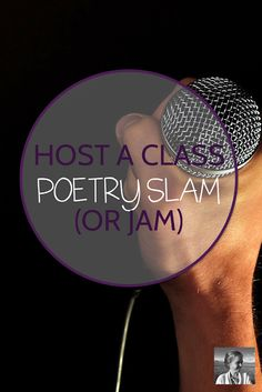 POETRY SLAM: Get the strategies and tips you need to host a poetry slam in your middle or high school ELA classroom.