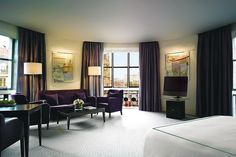 Transported from Old London to New London at One Aldwych   Studio Suite   FATHOM