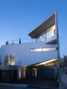 N House by Takato Tamagami