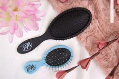 Direito por linhas tortas: Os meus produtos | Wet Brush
