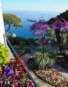 Beautiful Amalfi Coast, Ravello – Italy