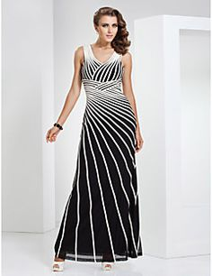 TS Couture® Formal Evening / Military Ball Dress - Multi-col... – USD $ 109.99