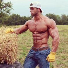 big farm muscleboy