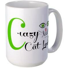 Crazy Cat Lady! Mugs> Crazy Cat Lady Collection> For Your Privileged Pets